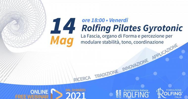 Incontro Rolfing PilatesGyrotonic