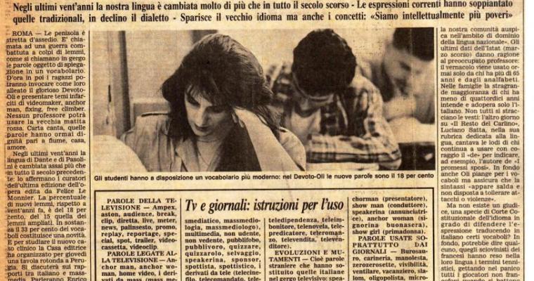 Corriere della Sera del 17-10-1990