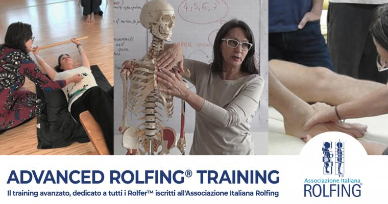 Advanced Rolfing Training 2021