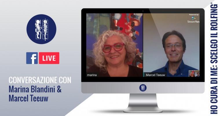 Conversazione con Marina Blandini e Marcel Teeuw - Certified Rolfer™