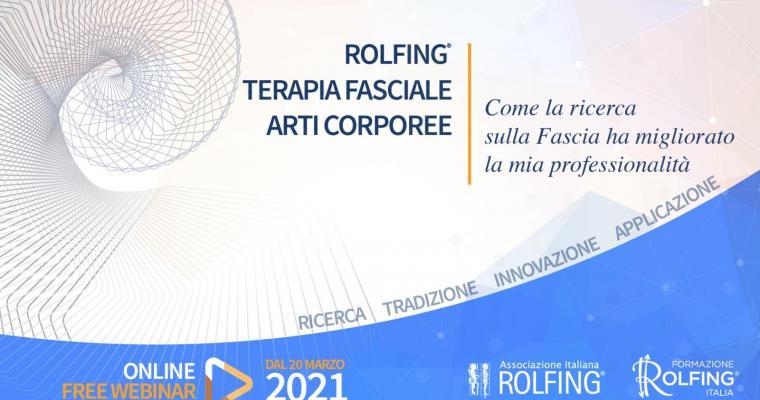 Rolfing Terapia Fasciale Arti Corporee