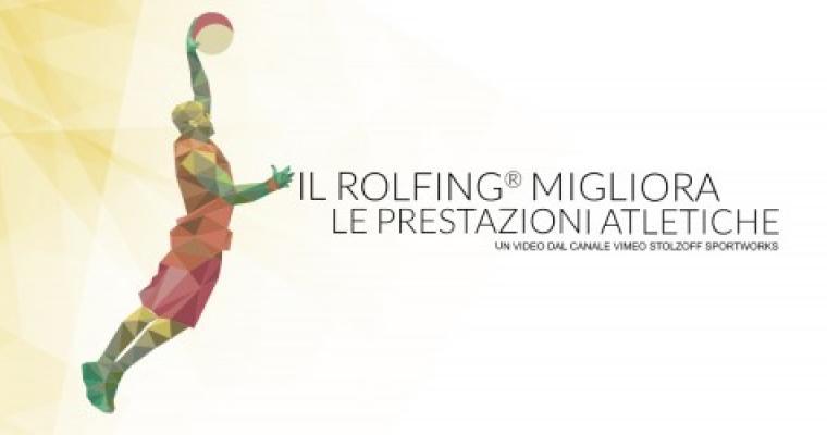 Il Rolfing® migliora le prestazioni atletiche