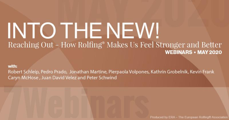 "INTO THE NEW! I WEBINAR GRATUITI DI ""ERA"""