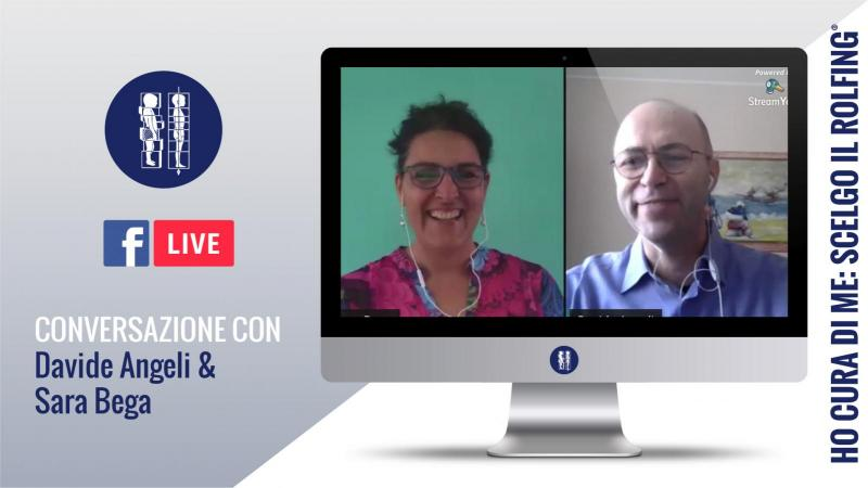 Conversazione con Davide Angeli & Sara Bega - Certified Rolfer™